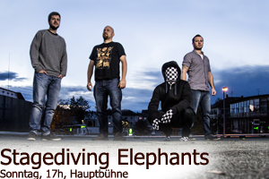 Stagediving Elephants